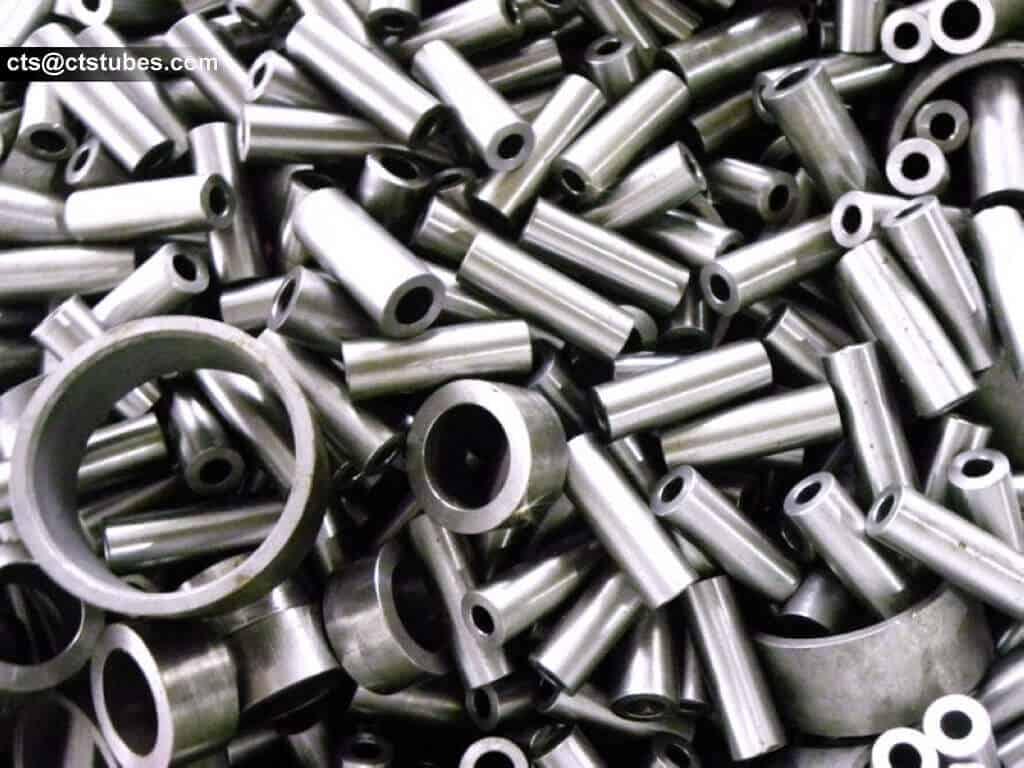 Seamless Bearing Cuts 100Cr6 GCr15 SUJ2 SUJ3