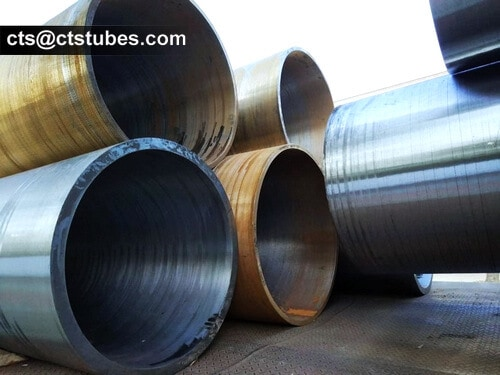 P22 ASTM A335 Big Size Seamless Alloy Pipes