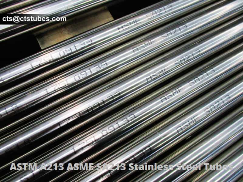 ASME SA213 Stainless Steel Tubes