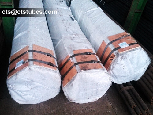 ASTM A209 T1 Tubes Bundles