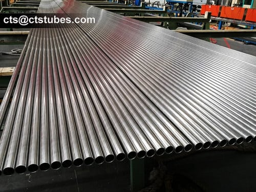 ASTM A213 TP316L Stainless tubes