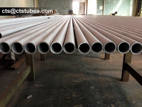 ASTM A269 Seamless Stainless Tubes