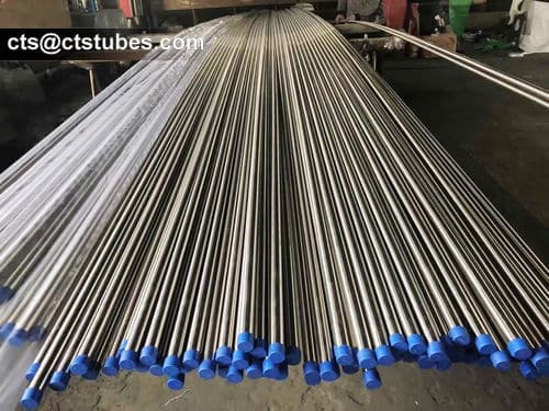 ASTM A270 TP304L Sanitary Stainless tubes