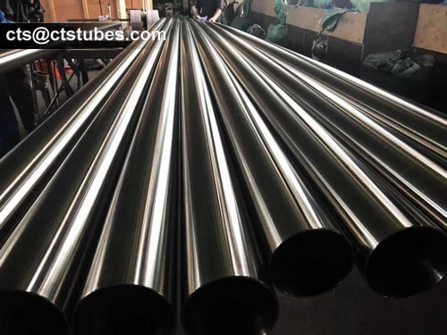 ASTM A270 TP316L Sanitary Stainless tubes