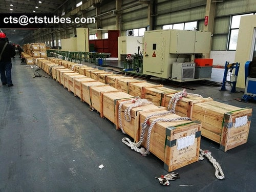 ASTM A270 Wooden Case Package