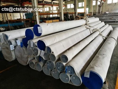 ASTM A312 Stainless Steel Pipes Bundles