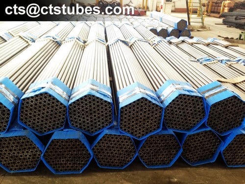 ASTM A519 SAE1045 Cold Finished Tubes Bundle