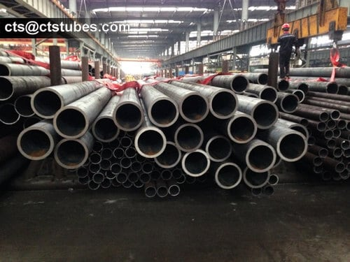 ASTM A519 SAE1045 Hot Finished Tubes