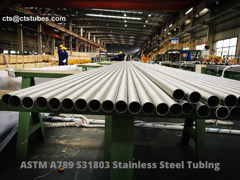 ASTM A789 S31803 Stainless Steel Tubing