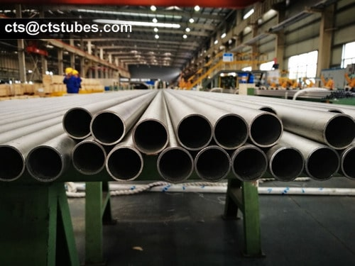 ASTM A789 S31803 stainless tubes