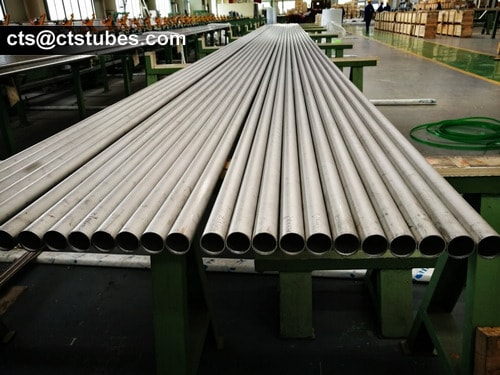 ASTM A789 S32205 Stainless tubes