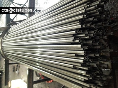 EN10305-1 E355 NBK Tubes Packing