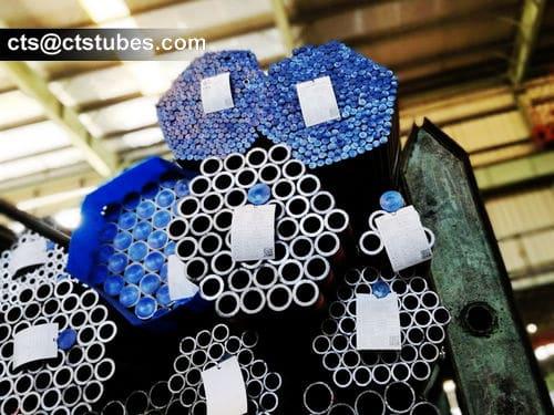 ASME SA213 Tubes in bundles
