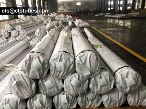 ASTM A178 Tube Package