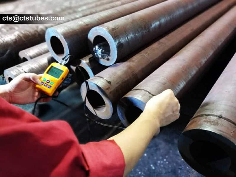 ASTM A333 GR.6 Pipes Inspection by SGS People.