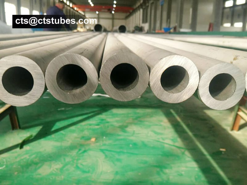 ASME SA312 TP310S Stainless Pipes Inspection 1
