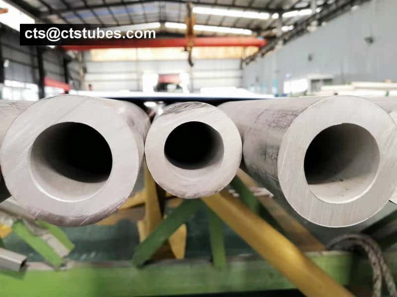 ASME SA312 TP310S Stainless Pipes Inspection