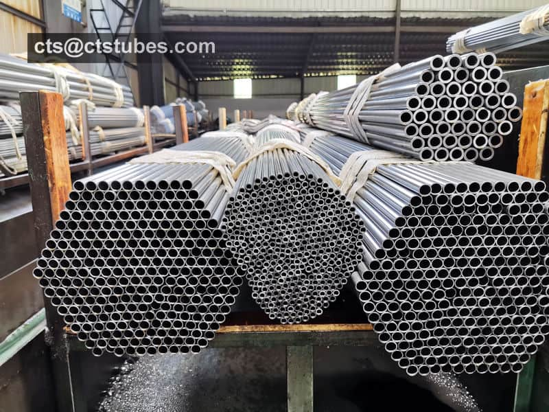 Bright Annealing Precision Steel Tubes