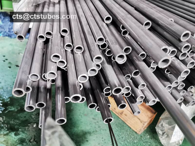 DIN2391 EN10305-4 Cold Drawn Precision Steel Tubes
