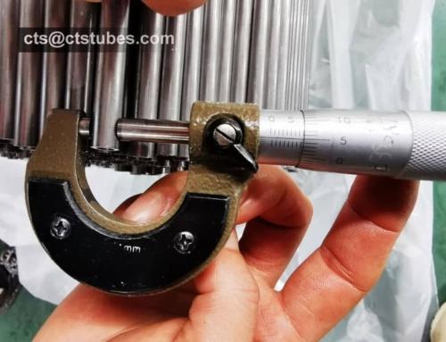E235 +N EN10305 Precision Tubes Shipment