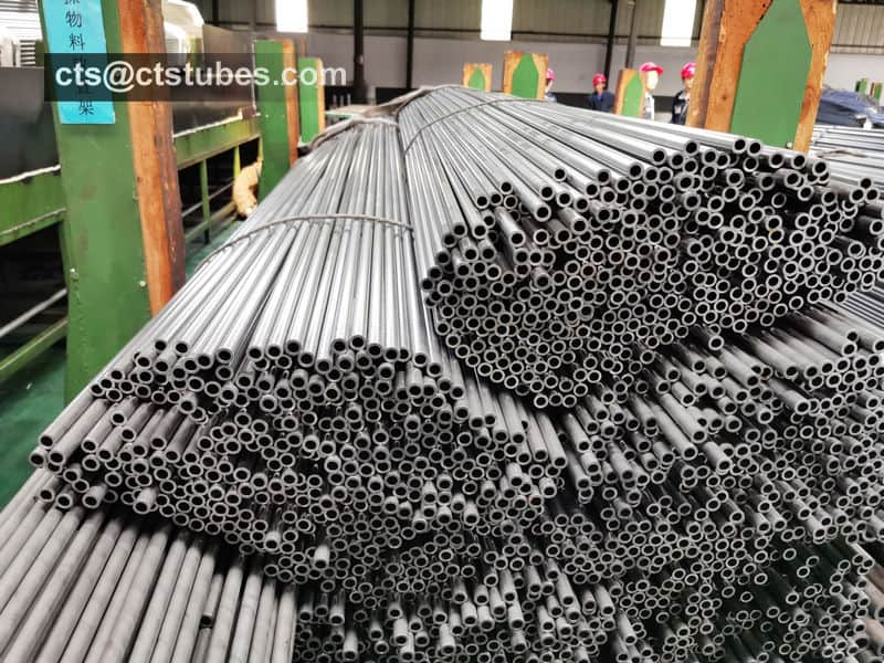 EN10305-4 Cold Drawn Steel Tubes