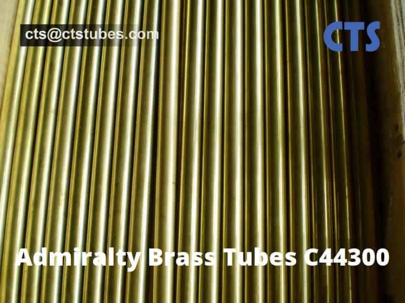 Admiralty Brass Tubes C44300