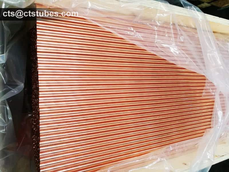 Copper-Nickel Wooden Box Package