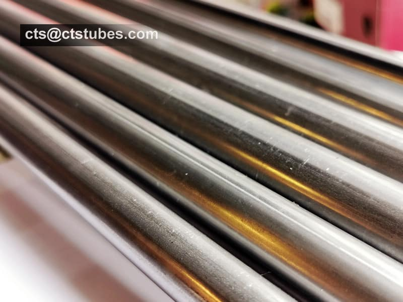 EN10305-2 Cold Drawn Welded Precision Tubes