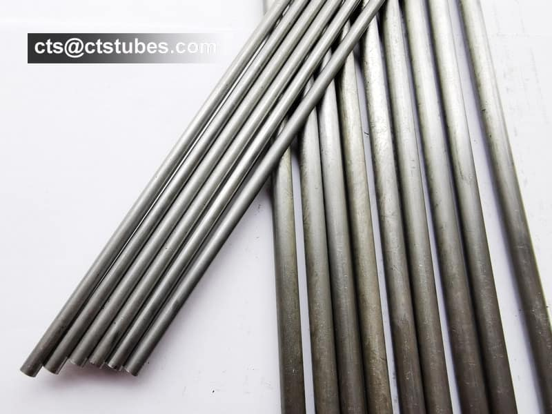 cold rolled precision seamless tubes