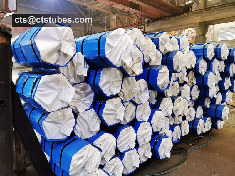 ASME SA335 P11 Seamless Pipes Bundles