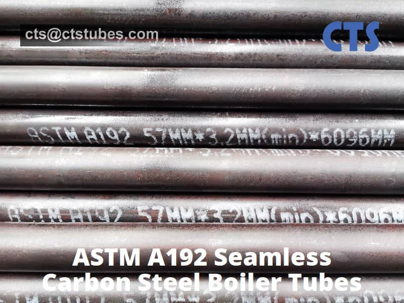A192 Seamless Boiler Tube Marking