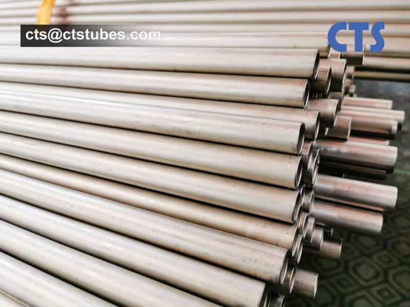 ASTM B 861 ASME SB861 GR.2 Titanium Pipes