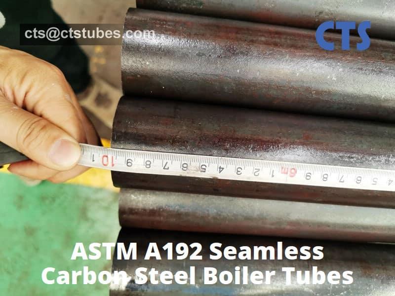 SA192 Seamless Boiler Tube Inspection Length