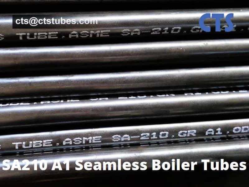 SA210 A1 Seamless Boiler Tubes