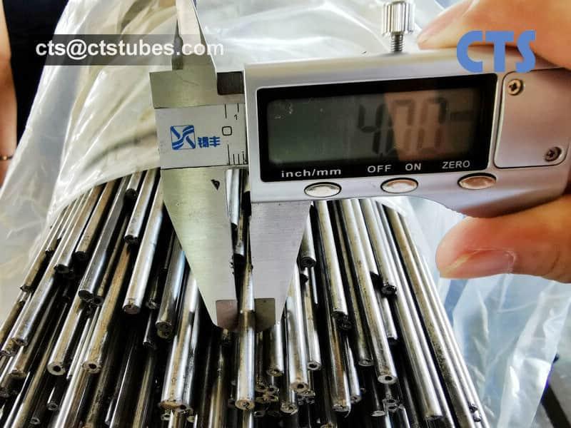 STKM 11A STKM 12A STKM 13A Steel Tubes Inspection