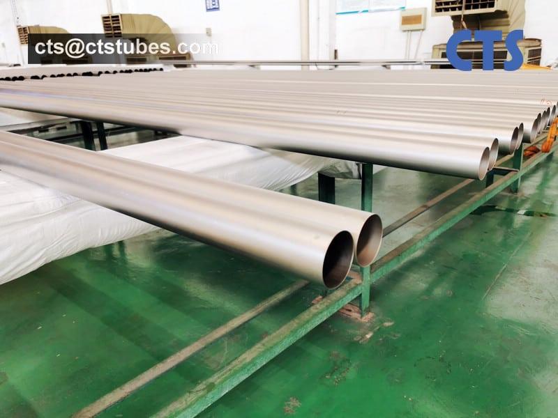 Titanium and Titanium Alloy Tubes Inspection