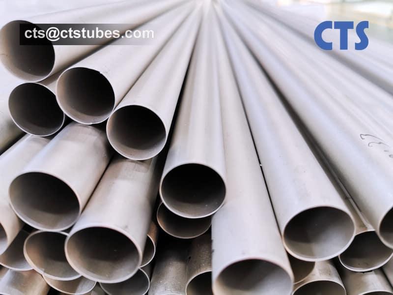 Titanium and Titanium Alloy Tubes Gr.12