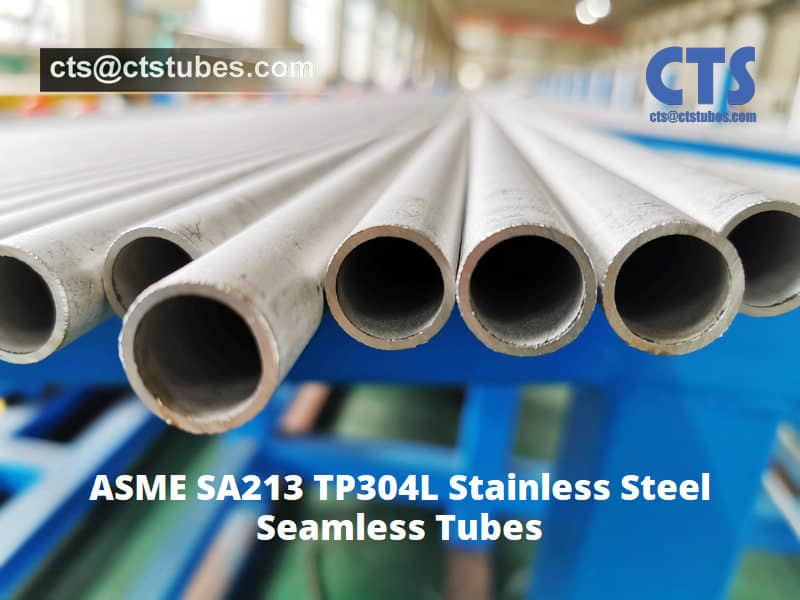 ASME SA213 TP304L Stainless Steel-tubes Straightness Inspection