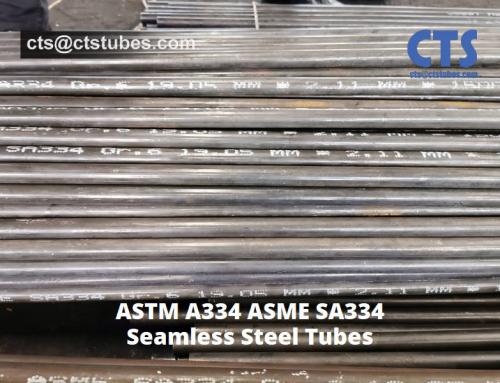ASTM A334 Gr.6 Seamless Steel Tubes