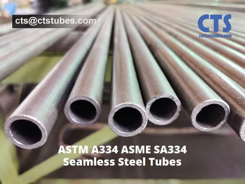 ASTM ASME A334 SA334 GR.6 Seamless Tubes