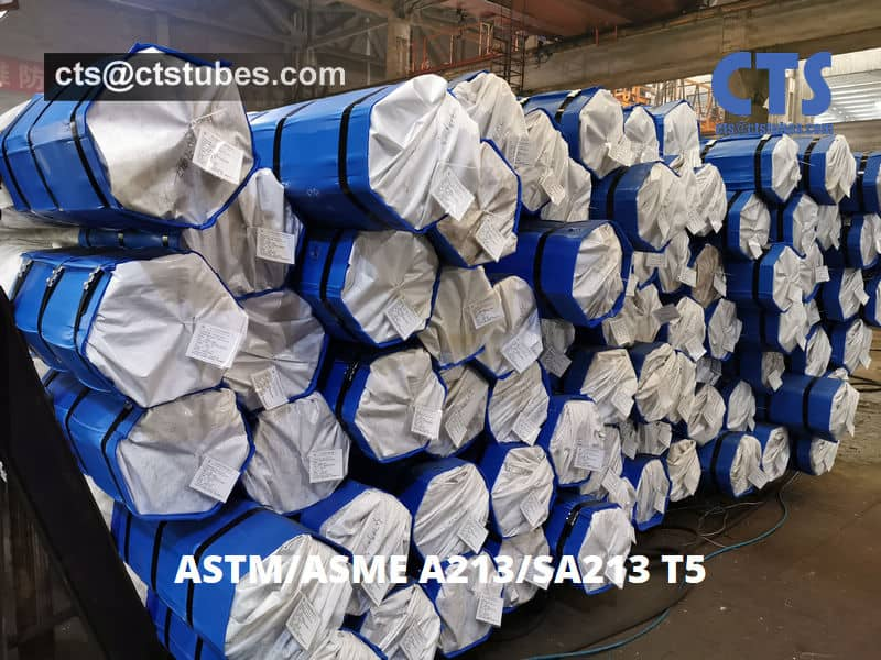 ASTM A213 ASME SA213 T5 Package In Bundles