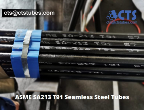 ASME SA213/213M T91 Seamless Tube